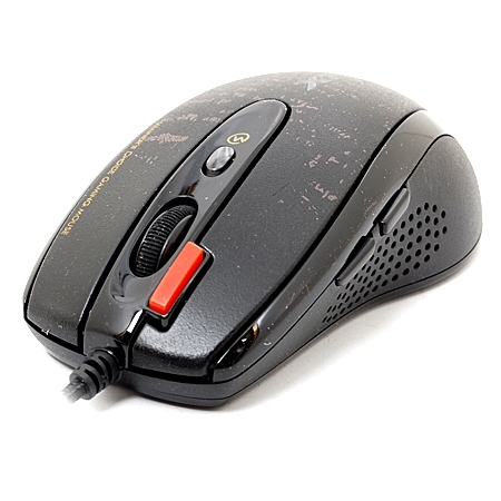 A4TECH Мышь игровая X7 F5 V-Track USB купить в Екатеринбурге