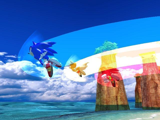 Игру На Ps2 Sonic